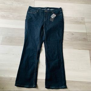 NWT Dark Denim